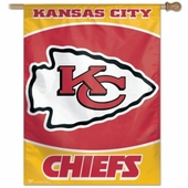 Kansas City Chiefs Flags & Outdoors
