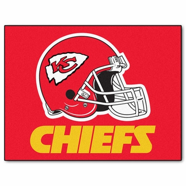 Kansas City Chiefs 34 x 45 Rug