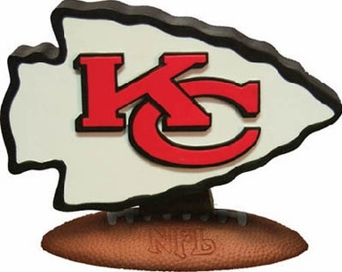 Kansas City Chiefs 3D Logo