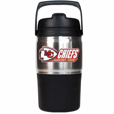Kansas City Chiefs 48oz Travel Jug