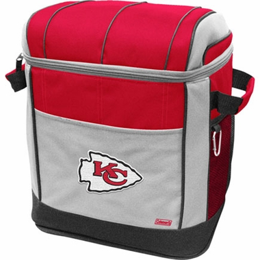 Kansas City Chiefs 50 Can Soft Side Cooler