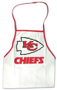 Kansas City Chiefs Apron