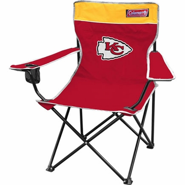 Kansas City Chiefs Broadband Quad Tailgate Chair