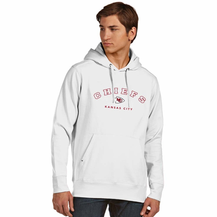 Kansas City Chiefs Full Embroidery Mens Signature Hooded ...