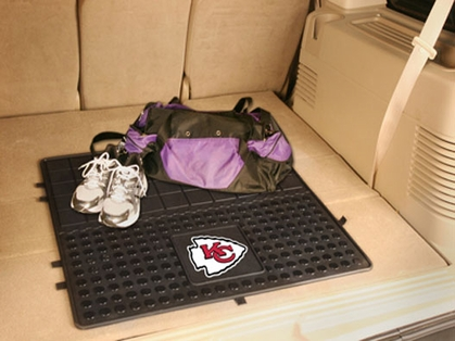 Kansas City Chiefs Heavy Duty Vinyl Cargo Mat