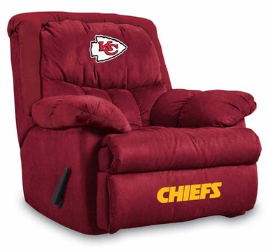Kansas City Chiefs Home Team Recliner