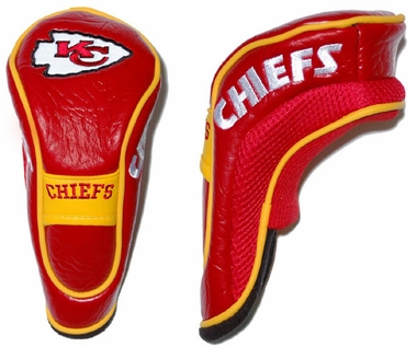 Kansas City Chiefs Hybrid Individual Headcover