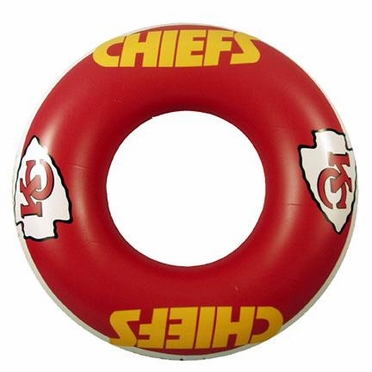 Kansas City Chiefs Inflatable Inner Tube