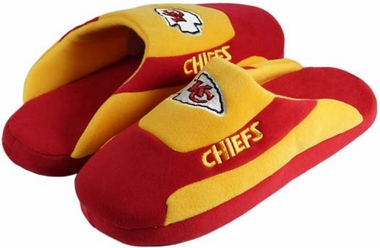 Kansas City Chiefs Low Pro Scuff Slippers
