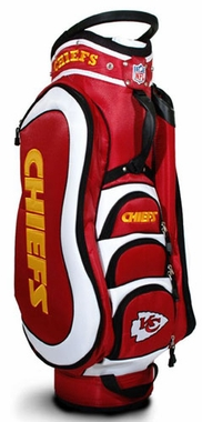 Kansas City Chiefs Medalist Cart Bag