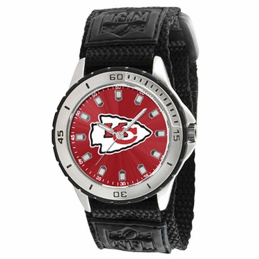 Kansas City Chiefs Mens Veteran Watch