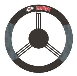 Kansas City Chiefs Mesh Steering Wheel Cover