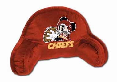Kansas City Chiefs Mickey Mouse YOUTH Bedrest