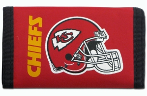 Rico Kansas City Chiefs Nylon Wallet