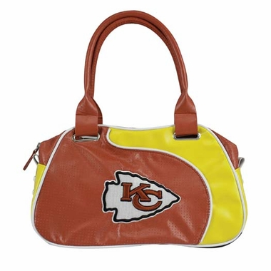 Kansas City Chiefs Perf-ect Bowler Purse