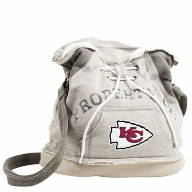 Kansas City Chiefs Property of Hoody Duffle