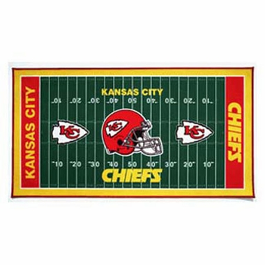 Kansas City Chiefs Runner Mat