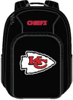 Kansas City Chiefs Southpaw Youth Backpack