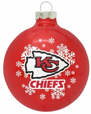 Kansas City Chiefs Traditional Ornament
