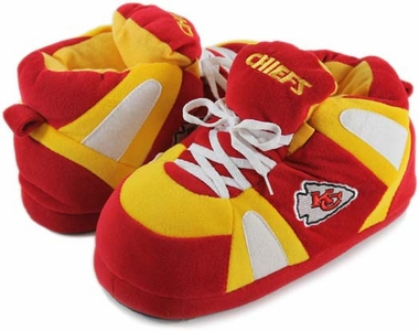 Kansas City Chiefs UNISEX High-Top Slippers