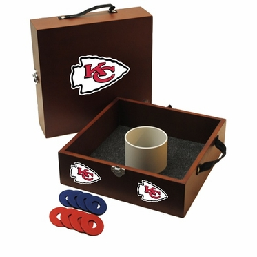 Kansas City Chiefs Washer Toss Game