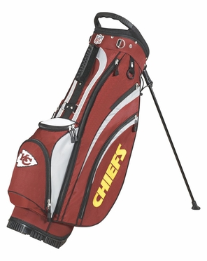 Kansas City Chiefs Wilson Golf Carry Bag