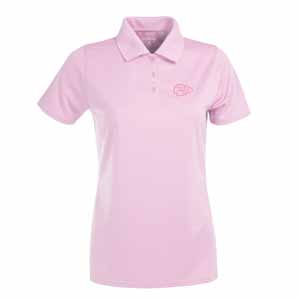 Kansas City Chiefs Womens Exceed Polo (Color: Pink) - Medium