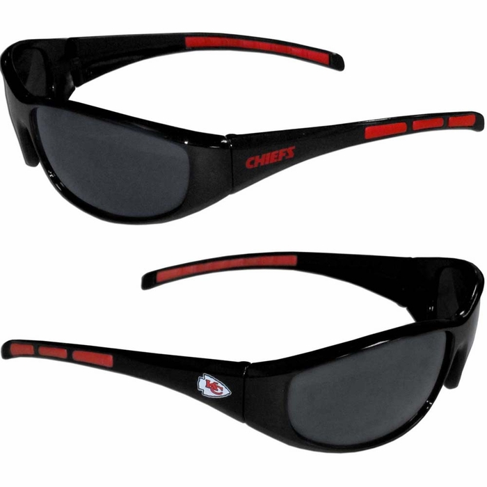 Kansas City Chiefs Wrap Sunglasses (F)