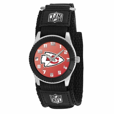 Kansas City Chiefs Youth Rookie Watch (Black)