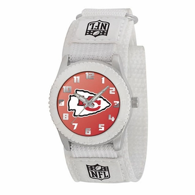 Kansas City Chiefs Youth Rookie Watch (White)