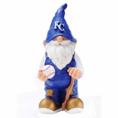 Kansas City Royals 11 Inch Garden Gnome