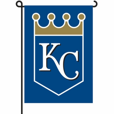 Kansas City Royals 11x15 Garden Flag
