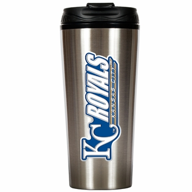 Kansas City Royals 16 oz. Thermo Travel Tumbler
