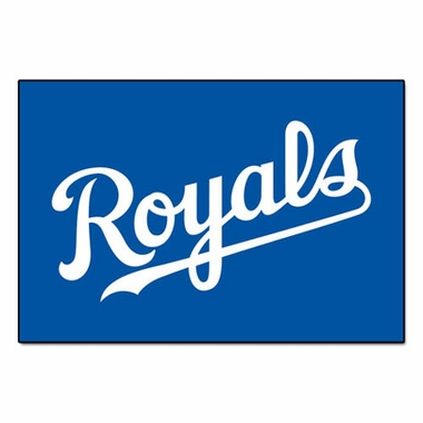 Kansas City Royals 20 x 30 Rug