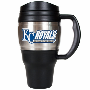 Kansas City Royals 20oz Oversized Travel Mug