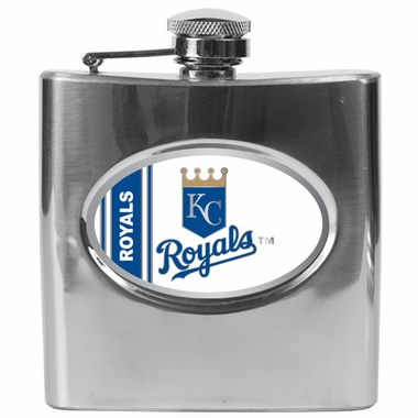 Kansas City Royals 6 oz. Hip Flask