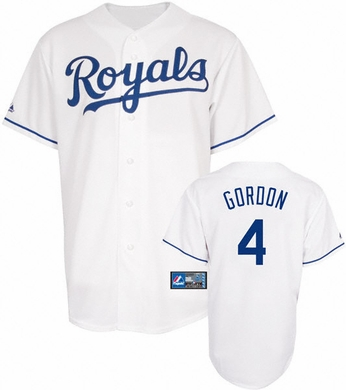 Kansas City Royals Alex Gordon Replica Player Jersey