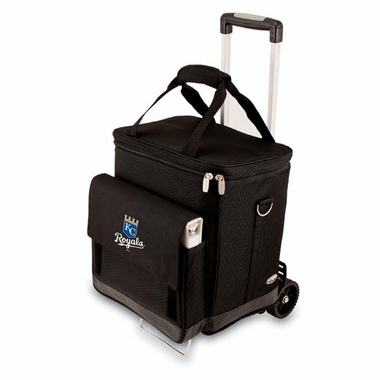 Kansas City Royals Cellar w/ Trolley (Black)