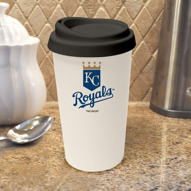Kansas City Royals Ceramic Travel Cup