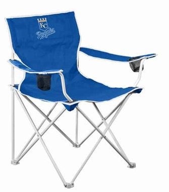 Kansas City Royals Deluxe Adult Folding Logo Chair