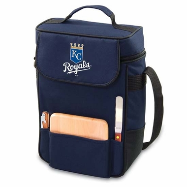 Kansas City Royals Duet Compact Picnic Tote (Navy)