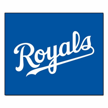 Kansas City Royals Economy 5 Foot x 6 Foot Mat