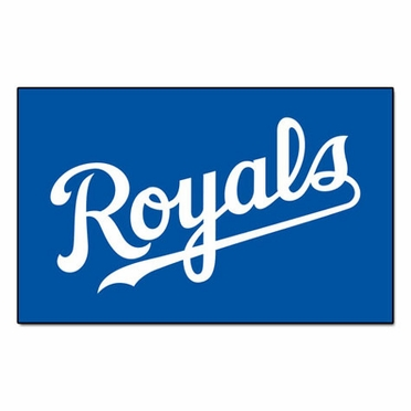 Kansas City Royals Economy 5 Foot x 8 Foot Mat