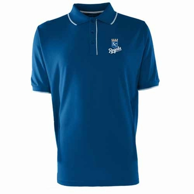 Kansas City Royals Mens Elite Polo Shirt (Team Color: Royal)