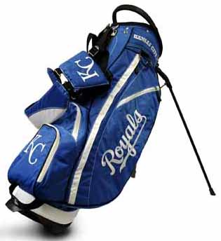 Kansas City Royals Fairway Stand Bag