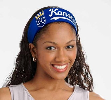 Kansas City Royals FanBand Hair Band