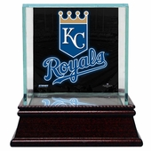 Kansas City Royals Display Cases