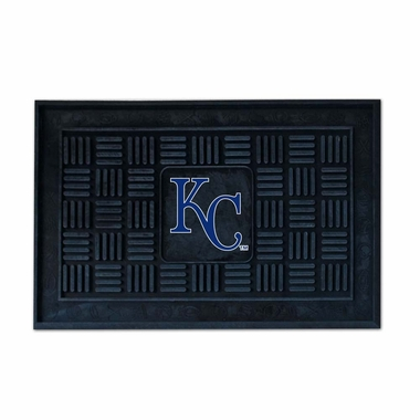 Kansas City Royals Heavy Duty Vinyl Doormat