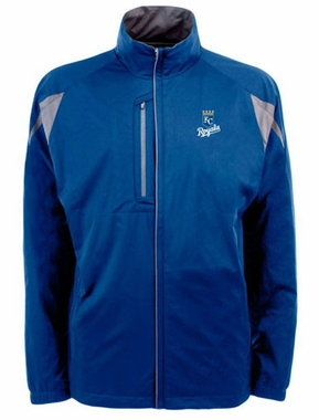 Kansas City Royals Mens Highland Water Resistant Jacket (Team Color: Royal)