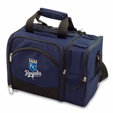 Kansas City Royals Malibu Picnic Cooler (Navy)